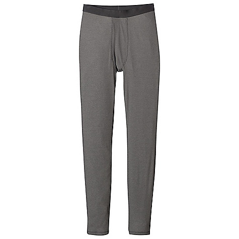 On Sale. Patagonia Men's Capilene 2 LW Bottoms DECENT FEATURES of the Patagonia Men's Capilene 2 LW Bottoms Open knit promotes airflow, is naturally stretchy and provides excellent wicking for endurance activities in cool to moderate temperatures Our fastest-drying baselayer fabric insulates enough for use on chilly days and can be worn beneath other layers Elastic waistband brushed for next-to-skin softness Side seams set forward for better fit and freedom from chafe Functional fly Gusseted crotch for unimpeded mobility Machine-wash cold, tumble dry at low temperature The SPECS Slim fit Weight: 5.1 oz / 144 g 4-oz 100% polyester (54% recycled) circular knit, with Gladiodor odor control for the garment This product can only be shipped within the United States. Please don't hate us. - $31.99