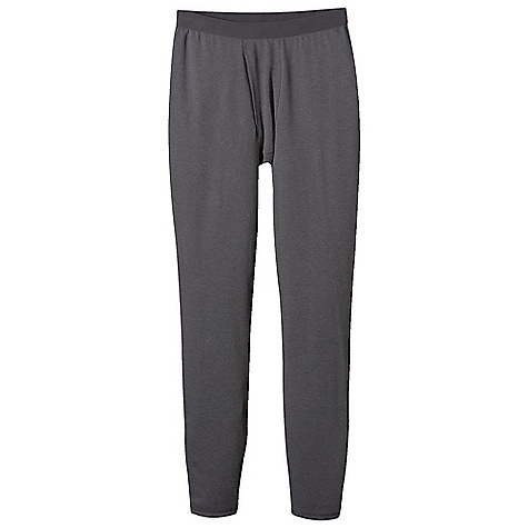 On Sale. Patagonia Men's Capilene 3 MW Bottoms DECENT FEATURES of the Patagonia Men's Capilene 3 MW Bottoms Stretchy double-knit fabric wicks extremely well Durable smooth jersey face slides easily beneath layers Fabric is brushed for warmth, softness and compressibility Provides excellent insulation and breathability Elastic waistband is brushed for next-to-skin softness Gusseted crotch for unimpeded mobility Functional fly Machine-wash cold, tumble dry at low temperature The SPECS Slim fit Weight: 6.6 oz / 187 g 5.4-oz Polartec Power Dry 100% polyester (Solids: 65% recycled) Heathers: 51% recycled) double-knit Both with Gladiodor odor control for the garment This product can only be shipped within the United States. Please don't hate us. - $34.99