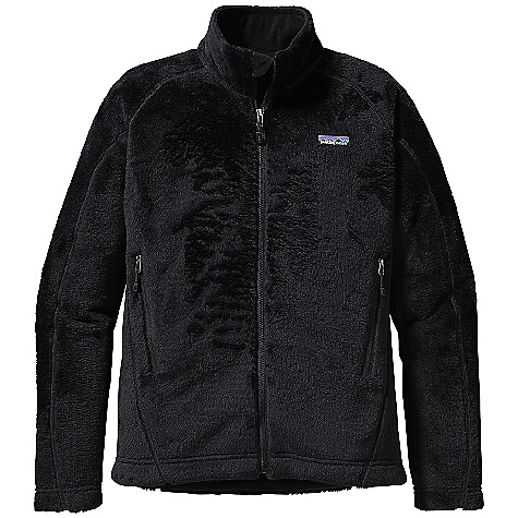 On Sale. Free Shipping. Patagonia Women's R4 Jacket DECENT FEATURES of the Patagonia Women's R4 Jacket R4 fabric is windproof, super warm and stretchy Sonic-welded seam construction with reinforced stitching (patent pending) reduces seam bulk on center-front zippers and pockets Microfleece-lined collar, cuffs and hem enhance comfort Shoulder yoke offset for comfort with pack straps Interior wind flap prevents chill through the center-front zipper Two zippered handwarmer pockets The SPECS Regular fit Weight: 20 oz / 567 g 13 oz Polartec Windbloc 100% polyester high-loft exterior with a stretchy windproof laminate and an R2 grid interior This product can only be shipped within the United States. Please don't hate us. - $154.99