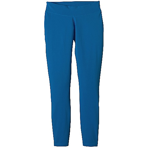 Fitness Free Shipping. Patagonia Women's Tranquila Leggings DECENT FEATURES of the Patagonia Women's Tranquila Leggings Soft organic cotton for comfort and breathability, spandex for mobility Shaped waistband is wide and flat and sits snugly on hips Legging is created to be worn alone or layered under dresses and skirts The SPECS Formfitting Low rise Weight: 8.6 oz / 244 g Inseam: medium: 32in. 8.6 oz 85% organic cotton knit, 15% spandex This product can only be shipped within the United States. Please don't hate us. - $59.00