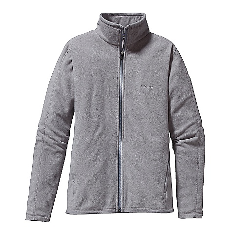 Free Shipping. Patagonia Women's Aravis Jacket DECENT FEATURES of the Patagonia Women's Aravis Jacket Made of cozy, soft polyester fleece Full-length front zipper with a stand-up collar for warmth Micro-jersey fabric trims the neck, pockets, cuffs and hem Pockets: two zippered hand warmers zippered sleeve security interior drop-in The SPECS Regular fit Weight: 12.2 oz / 345 g 5.9-oz 100% polyester double-sided fleece This product can only be shipped within the United States. Please don't hate us. - $99.00