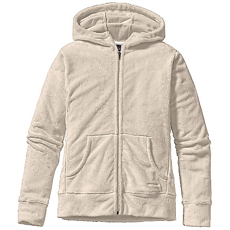 On Sale. Free Shipping. Patagonia Women's Plush Synch Hoody DECENT FEATURES of the Patagonia Women's Plush Synch Hoody Microfleece is soft and plushy Hoody for warmth, with a full-length front zip Handwarmer pockets Hip length The SPECS 9.7-oz 100% polyester deep-pile double-faced fleece Weight: 17.9 oz / 507 g This product can only be shipped within the United States. Please don't hate us. - $61.99