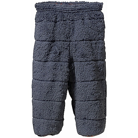 On Sale. Free Shipping. Patagonia Baby Reversible Tribbles Pant DECENT FEATURES of the Patagonia Baby Reversible Tribbles Pant Wind-and water-resistant shell fabric is lightweight, durable and dries fast 60-g Thermo green insulation stays warm and dry even when wet Gusseted crotch provides a comfortable fit with diaper Spandex binding at ankle holds shape and seals out chill Shell side reverses to a fleece side for style options Quilted through all layers helps minimize bulk The SPECS Relaxed fit Weight: 7.3 oz / 206 g Shell Side: 2.7-oz 100% recycled polyester with a Deluge DWR (durable water repellent) finish Fleece Side: 8.6-oz 100% polyester deep-pile, double-faced fleece Insulation: 60-g Thermo green 100% polyester (90% recycled) This product can only be shipped within the United States. Please don't hate us. - $33.99