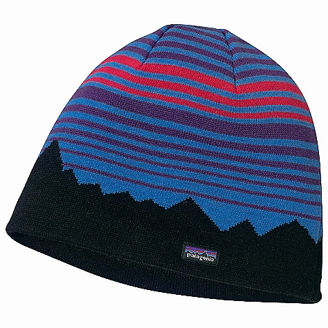 Entertainment Patagonia Lined Beanie DECENT FEATURES of the Patagonia Lined Beanie Warm nylon/chlorine-free merino wool blend Fully lined, lightweight and moisture-wicking polyester fleece Textural knit with a great fit Fun patterns The SPECS Weight: 2.9 oz / 82 g 55% nylon 45% chlorine-free merino wool This product can only be shipped within the United States. Please don't hate us. - $39.00
