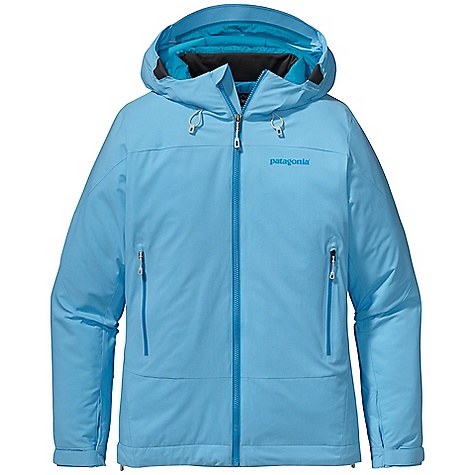 On Sale. Free Shipping. Patagonia Women's Winter Sun Hoody DECENT FEATURES of the Patagonia Women's Winter Sun Hoody Gore-Tex Wind stopper Insulated Shell fabric combined with PrimaLoft Eco insulation is warm, light, compressible and highly weather-resistant Interior quilting stabilizes insulation Helmet-compatible, 3-way-adjustable hood with laminated visor provides optimal visibility in bad conditions Harness - and pack-compatible chest pocket with reverse-coil zippers Internal security zip pocket Touch Point System with embedded cord locks in hood and hem for quick-and-easy adjustment Low-profile cuff with pleated gusset The SPECS Regular fit Weight: 21.1 oz / 598 g Shell: 2.8-oz Gore Windstopper 100% nylon Insulation: 100-g PrimaLoft Eco 100% polyester (70% recycled) Lining: 1.4-oz 20-denier 100% polyester ripstop This product can only be shipped within the United States. Please don't hate us. - $148.99
