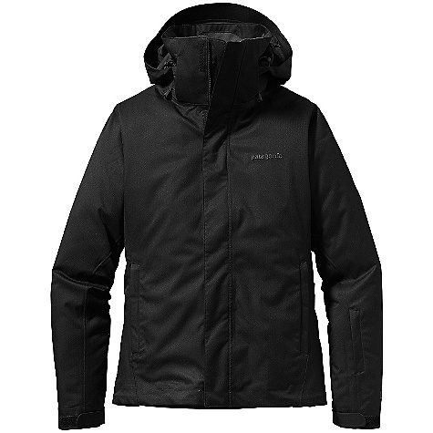 Ski On Sale. Free Shipping. Patagonia Women's 3-In-1 Snowbelle Jacket DECENT FEATURES of the Patagonia Women's 3-in-1 Snowbelle Jacket Soft and durable 2-layer polyester with herringbone weave has a waterproof, breathable H2No barrier for storm protection, and a Deluge DWR (durable water repellent) finish to stop rain and snow Combination of brushed and slick mesh lining keeps you warm and wicks away moisture Light zip-out liner with 60-g Thermo green insulation that stays warm even when wet Removable, helmet-compatible, 2-way-adjustable hood with laminated visor for optimal visibility in bad conditions Tall collar protects neck and face, even with the hood down Pit zips quickly release heat Pleated gusset comfortably secures cuff, over or under gloves, with less bulk Powder skirt is adjustable and fully featured Webbing loops connect to any Patagonia Ski/ Snowboard Pants to keep the snow out and the skirt down Pockets: Two hand warmers, one chest, one interior drop-in and one interior zippered pocket Includes a drop-in media pocket with cable routing Zip-out liner has two hand pockets and one interior zippered pocket Hem can cinch for extra chilly days Drawcord exits into hand pockets for easy adjustments The SPECS Regular fit Weight: 40.4 oz / 1145 g Shell: 2-layer, 5.6-oz 150-denier 100% polyester with a waterproof, breathable H2No barrier and a Deluge DWR (durable water repellent) finish Lining: 100% polyester mesh Zip-Out Liner: Shell: 1.3-oz 22-denier mini-ripstop polyester Lining: 2-oz 100% polyester plain weave Shell and Lining of the zip-out liner have a DWR finish Insulation: 60-g Thermogreen 100% polyester (90% recycled) This product can only be shipped within the United States. Please don't hate us. - $238.99