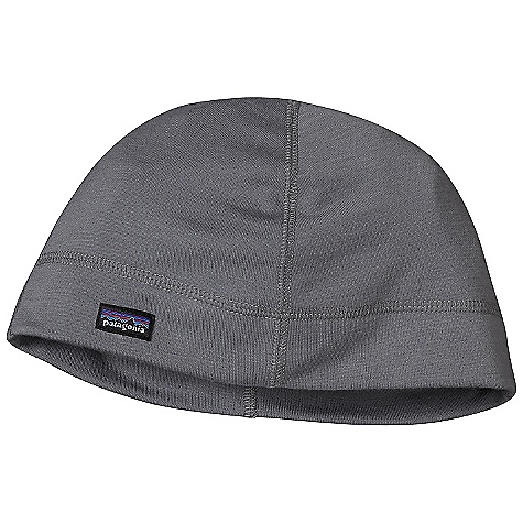 Entertainment On Sale. Patagonia Merino 3 MW Beanie DECENT FEATURES of the Patagonia Merino 3 Mw Beanie Merino Wool Beanie Wicks and Breathes Through The Coldest Conditions Flat-Seam Construction for Next-To-Skin Comfort Stretchy and Comfortable A Great Fit for Endurance Sports, Whether Worn Under a Helmet Or Alone The SPECS Weight: 1.4 oz / 39 g 6.4 oz 80% Chlorine-Free Merino Wool, 20% Recycled Polyester This product can only be shipped within the United States. Please don't hate us. - $20.99