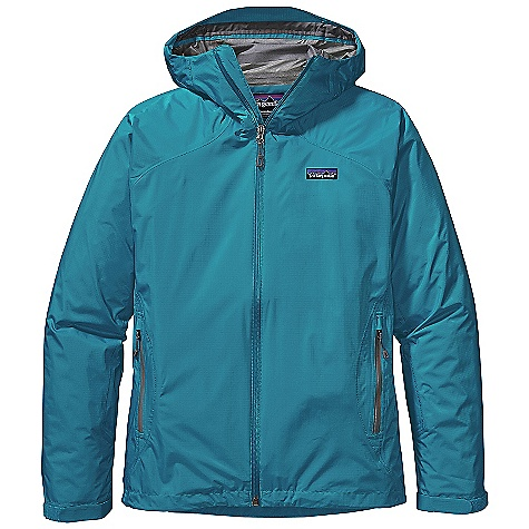 On Sale. Free Shipping. Patagonia Women's Rain Shadow Jacket DECENT FEATURES of the Patagonia Women's Rain Shadow Jacket Lightweight, 2.5-layer tear-resistant H2No Performance Standard nylon fabric is highly breathable and repels moisture Highly engineered interior surface moves moisture away from skin, protects the waterproof/breathable barrier from abrasion, and slides easily over layers Roll-down, 2-way-adjustable hood with laminated visor provides good visibility in poor conditions Microfleece-lined neck and chin for comfort All exterior zippers and pit zips are watertight-coated and treated with a Deluge DWR finish Unlined, waterproof handwarmer pockets with custom zipper pulls Easy to use, unidirectional, watertight-PU-coated zipper The SPECS H2No Performance Standard Shell: 2.5-layer, 2.5-oz 100% nylon with a waterproof/breathable barrier and a Deluge DWR (durable water repellent) finish Weight: 10.9 oz / 309 g This product can only be shipped within the United States. Please don't hate us. - $112.99