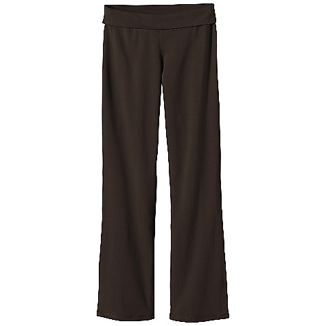 Free Shipping. Patagonia Women's Serenity Tight DECENT FEATURES of the Patagonia Women's Serenity Tight Soft organic cotton provides comfort and breath ability Spandex provides mobility Waistband rolls up or down Updated fit On-seam, stealth mini-pocket at waist The SPECS Slim fit Inseam: 32in. Weight: 12.2 oz / 345 g 8.6-oz 85% organic cotton, 15% spandex knit This product can only be shipped within the United States. Please don't hate us. - $69.00