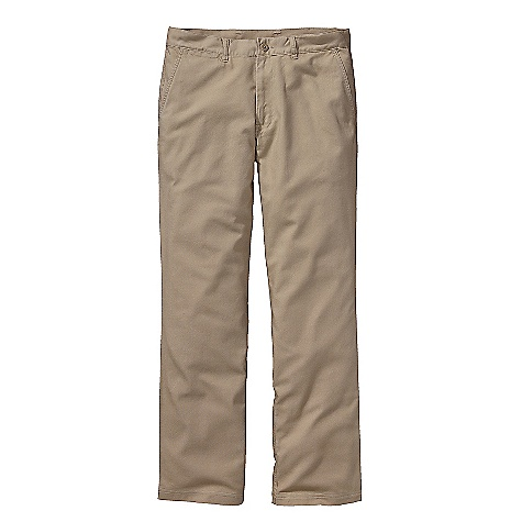Hunting On Sale. Free Shipping. Patagonia Men's Duck Pant DECENT FEATURES of the Patagonia Men's Duck Pant Made of a soft and durable organic cotton canvas Pants feature flat-front styling belt loops zip fly with button closure Pockets: Two front slant side entry two rear welted right rear pocket with button closure The SPECS Regular fit Inseams: short: 30in., regular: 32in., long: 34in. 8-oz 100% organic cotton canvas This product can only be shipped within the United States. Please don't hate us. - $55.99