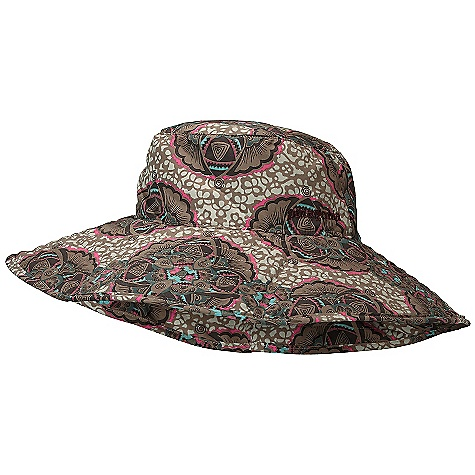 On Sale. Patagonia Big Bucket Hat DECENT FEATURES of the Patagonia Big Bucket Hat Fast-Drying Nylon with a Water-Shedding DWR Finish to Repel Rain and Ocean Spray 4 1/4 Brim Stands Out on Its Own and is Crush Proof for Easy Travel Hidden Pocket on The Inside Crown Secures Room Key/Cash The SPECS Regular fit Weight: 4.1 oz / 116 g 4.2 oz 100% Nylon with a DWR (Durable Water Repellent) Finish and 50+ UPF Sun Protection This product can only be shipped within the United States. Please don't hate us. - $30.99