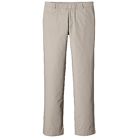 On Sale. Free Shipping. Patagonia Women's All-Wear Pant DECENT FEATURES of the Patagonia Women's All-Wear Pant Lightweight cotton canvas pant Classic chino styling Belt loops Zip fly and metal-hook closure Two front slash pockets One welted coin pocket on right front Two back single-welt pockets The SPECS Slim fit Inseam: 32in. Weight: 13.4 oz / 379 g 5.2-oz 100% organic cotton canvas This product can only be shipped within the United States. Please don't hate us. - $36.99