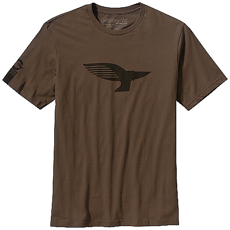 Patagonia Men's FCD Anvil T-Shirt DECENT FEATURES of the Patagonia Men's FCD Anvil T-Shirt Screen-print inks are PVC- and phthalate-free Taped shoulder seams for comfort The SPECS Slim fit Weight: 4.4 oz / 125 g 4.4-oz 100% organic cotton This product can only be shipped within the United States. Please don't hate us. - $30.00