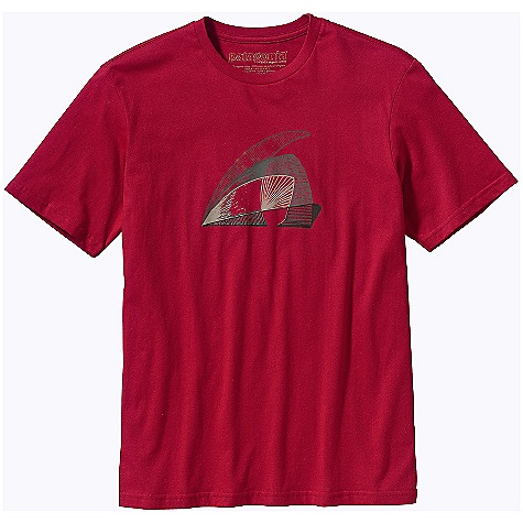 Patagonia Men's Fin Farmer T-Shirt DECENT FEATURES of the Patagonia Men's Fin Farmer T-Shirt Screen-print inks are PVC- and phthalate-free Taped shoulder seams for comfort Artist: Dan Malloy The SPECS Slim fit Weight: 4.4 oz / 125 g 4.4-oz 100% organic cotton This product can only be shipped within the United States. Please don't hate us. - $30.00