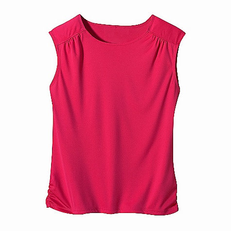Patagonia Girls' Sun Lite T-Shirt DECENT FEATURES of the Patagonia Girls' Sun Lite T-Shirt Made of soft, lightweight polyester with 50+ UPF sun protection and Gladiodor odor control for the garment Cap sleeves provide both sun protection and minimal bulk for quick cool-downs Forward shoulder seams with slight shirring detail Rushing detail on side seams The SPECS Regular fit Weight: 1.8 oz / 51 g 4-oz 100% polyester with Gladiodor odor control for the garment and 50+ UPF sun protection This product can only be shipped within the United States. Please don't hate us. - $29.00