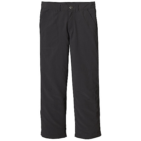Patagonia Boys' Summit Pant DECENT FEATURES of the Patagonia Boys' Summit Pant Made of lightweight, quick-drying nylon with a DWR finish and 50+ UPF sun protection Zippered fly with button closure Belt loops and internal waist adjustment Contrast stitch detail on pockets Back yoke seam for a comfortable fit Articulated knees The SPECS Regular fit Weight: 5.9 oz / 167 g 3.4-oz 100% nylon with 50+ UPF sun protection and a DWR (durable water repellent) finish This product can only be shipped within the United States. Please don't hate us. - $49.00