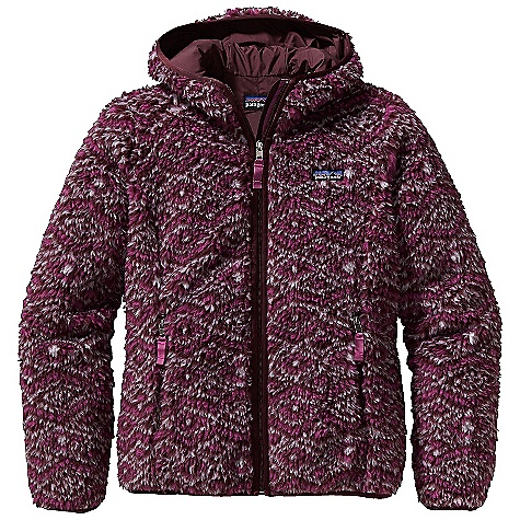 On Sale. Free Shipping. Patagonia Women's Retro-X Cardigan DECENT FEATURES of the Patagonia Women's Retro-X Cardigan Recycled polyester 1/2in. pile exterior is soft and has a nylon lining that provides windproof protection Side panels on body and a 3-panel hood for a great fit Full-length zip with internal wind flap Zippered hand warmer pockets Supplex nylon binding around hood, at center-front zipper, cuffs and hem Hip length The SPECS Regular fit Weight: 16.8 oz / 477 g 11-oz Synchilla 100% polyester (Solids: 75% recycled Prints: 70% recycled) 1/2in. pile fleece Lining: 2-oz 100% nylon Trim: 100% Supplex nylon This product can only be shipped within the United States. Please don't hate us. - $124.99