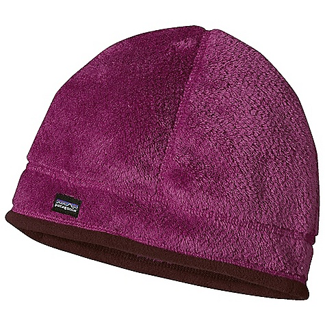 Entertainment On Sale. Patagonia Women's Re-Tool Beanie DECENT FEATURES of the Patagonia Women's Re-Tool Beanie Soft deep-pile polyester fleece with extra-long fibers for warmth retention Brushed micro polyester fleece trim around edge for comfort The SPECS Weight: 1.5 oz / 43 g 9-oz Polartec Thermal Pro 100% polyester fleece (51% recycled) This product can only be shipped within the United States. Please don't hate us. - $19.99