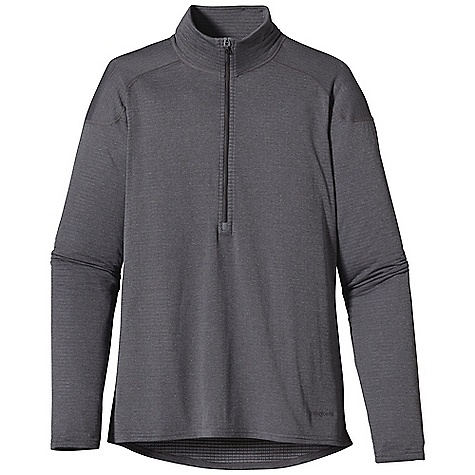 On Sale. Free Shipping. Patagonia Men's Capilene 4 EW Zip-Neck DECENT FEATURES of the Patagonia Men's Capilene 4 Ew Zip-Neck Polartec Power Dry High Efficiency Fabric is Designed with a Smooth Jersey Face for Easy Layering Open Grid Next to Skin Provides Superior Warmth, Breathability and Moisture-Wicking Performance Spandex Added for Stretch and Ease of Movement Hidden Thumb Loops for Secure Coverage Elongated Center Front Zipper Allows for Deep Venting Added Length for Easy Tuck-In and Coverage Articulated Raglan Sleeve Construction The SPECS Slim fit Weight: 6.3 oz / 178 g 3.7 oz Polartec Power Dry High Efficiency 91% Polyester (30% Recycled), 9% Spandex, with Gladiodor Odor Control for The Garment This product can only be shipped within the United States. Please don't hate us. - $68.99