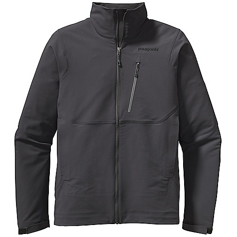 On Sale. Free Shipping. Patagonia Men's Alpine Guide Jacket DECENT FEATURES of the Patagonia Men's Alpine Guide Jacket Polar Tec Power Shield stretch-woven nylon/polyester blend is highly breathable, wind resistant and durable Brushed interior for next-to-skin comfort and moisture management Micro fleece-lined collar, chin guard and wind flap One chest and two harness- and pack-compatible hand warmer pockets with PU-coated zippers Articulated sleeves for full coverage and mobility Self-fabric hook-and-loop cuff closure Dual-adjust draw cord hem The SPECS Regular fit Weight: 18.5 oz / 524 g 7.1-oz, Polartec Power Shield stretch-woven 46% nylon 46% polyester 8% spandex, with a Deluge DWR (durable water repellent) finish This product can only be shipped within the United States. Please don't hate us. - $182.99