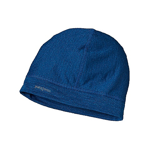 Entertainment Patagonia Capilene 4 EW Beanie DECENT FEATURES of the Patagonia Capilene 4 EW Beanie Polartec Power Dry has a smooth jersey face for easy layering Warm and breathable open-grid back for moisture-wicking performance Lightweight and compressible beanie can be worn alone or with a helmet The SPECS Formfitting Weight: 0.7 oz / 20 g 3.7-oz Polartec Power Dry High Efficiency 61% polyester (30% recycled) 9% spandex with Polygiene odor control This product can only be shipped within the United States. Please don't hate us. - $25.00