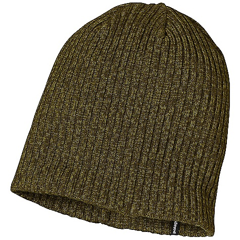 Entertainment On Sale. Patagonia Gnarwall Beanie DECENT FEATURES of the Patagonia Gnarwall Beanie Soft and comfortable nylon/chlorine-free merino wool blend Increased depth for more coverage over forehead and ears Unique A/B yarn twist design The SPECS Weight: 3.1 oz / 88 g 55% nylon 45% chlorine-free merino wool This product can only be shipped within the United States. Please don't hate us. - $30.99