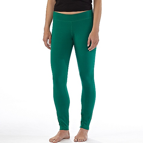 Free Shipping. Patagonia Women's Tranguila Legging DECENT FEATURES of the Patagonia Women's Tranguila Legging Soft organic cotton for comfort and breath ability, spandex for mobility Shaped waistband is wide and flat and sits snugly on hips Wear alone with a top or tunic, layer it under dresses and skirts The SPECS Formfitting Low rise Inseam: 32in. Weight: 9.2 oz / 260 g 8.6-oz 85% organic cotton knit, 15% spandex This product can only be shipped within the United States. Please don't hate us. - $59.00