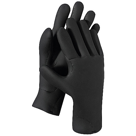 Patagonia Men's R1 Gloves DECENT FEATURES of the Patagonia Men's R1 Gloves Smooth-skin neoprene laminated to a plush polypropylene lining 3-panel construction and anatomically placed seams for a more durable and better fit Bar tacks reinforce critical seams The SPECS Weight: 5.7 oz / 162 g Glove Exterior: 1.5mm smooth-skin neoprene Lining: 48% nylon 46% polypropylene 6% spandex This product can only be shipped within the United States. Please don't hate us. - $39.00