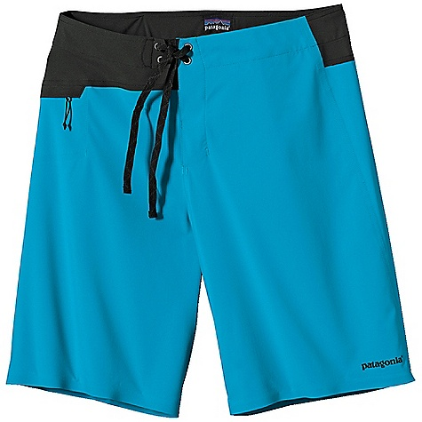 Surf Free Shipping. Patagonia Men's Stretch Houdini Board Short DECENT FEATURES of the Patagonia Men's Stretch Houdini Board Short Made of a super lightweight and quick-drying polyester stretch ripstop fabric, with a DWR finish and 50+ UPF sun protection Glued seams with stitched enforcement grown-on waistband flat-lying gasket fly ladder-lock drawstring closure turned, bartacked drawstring is durable and adds security Self-draining flap pocket on right hip has gasket closure Trim silhouette on thigh and leg opening for ease of movement and better dry time The SPECS Regular fit Outseam: 21in. 2.8-oz 100% polyester stretch ripstop with 50+ UPF sun protection and a DWR (durable water repellent) finish This product can only be shipped within the United States. Please don't hate us. - $119.00
