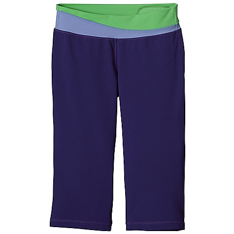Fitness Free Shipping. Patagonia Women's Pliant Knicker DECENT FEATURES of the Patagonia Women's Pliant Knicker Soft synthetic knit is substantial and stretchy It holds its shape, wicks moisture and dries quickly Waistband is wide, flattering and has contrast lining on all colors except black Curved back yoke, angled side seams, contouring through thigh and slightly flared leg provide a great fit Gusset for mobility Small pocket in waistband The SPECS Slim fit, Low rise 8.7-oz 84% nylon, 16% spandex Inseam: 15in. This product can only be shipped within the United States. Please don't hate us. - $69.00
