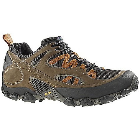 Camp and Hike Free Shipping. Patagonia Footwear Men's Drifter A-C Shoe DECENT FEATURES of the Patagonia Men's Drifter A/C Shoe Breathable air mesh/durable nubuck leather upper breathable bellows tongue to keep out debris Breathable polyester air mesh lining 20% EVA anatomical footbed provides cushioning, comfort and support Patagonia Air Cushion Plus provides shock absorption Bi-Fit 80% post consumer recycled polyurethane waterproof insole board provides support and stability underfoot Vibram Trail Ecostep outsole with 30% recycled rubber provides excellent traction Board lasted construction provides support and durability Last characteristics: Medium width, full toe box, medium arch/instep The SPECS Weight: 1/2 pair: 1 lb l oz Better leather Firm Support/flex Eco step - $129.95