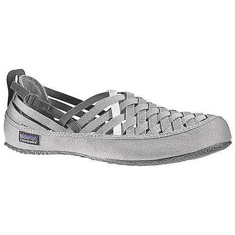 Skateboard Free Shipping. Patagonia Footwear Women's Advocate Lattice Shoe DECENT FEATURES of the Patagonia Women's Advocate Lattice Shoe Highly breathable, woven webbing and elastic upper with durable microfiber foxing for toe protection Rear pull loop provides easy on and off; clips to pack Nylon buckle for adjustability 3mm 20% EVA anatomical footbed provides cushioning, comfort and support 2mm 15% Recycled EVA insole provides extra cushioning 3mm 20% Recycled durable rubber Armadillo rubber sole provides grip, traction and protection Construction: Strobel Last Characteristics: Medium width, Full toe box, Medium arch/instep The SPECS Weight: 1/2 pair: 3.52 oz Vegan friendly Soft support/flex Recycled Rubber - $74.95