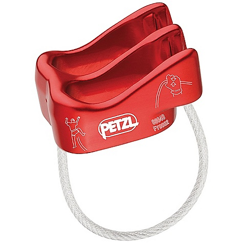 Climbing Petzl Verso Belay Device FEATURES of the Petzl Verso Belay Device Ultra-light design Hot-forged aluminum Weight: 57 g Single device for all ropes Single ropes ; 8.9 mm Half ropes ; 8 mm Twin ropes ; 7.5 mm ARC technology adapts to the diameter of the rope used by increasing or decreasing the braking friction on the rope according to its diameter and condition Increased friction on thinner ropes Adapted friction for efficiency with larger diameter ropes Asymmetrical grooved sidewalls decrease friction when taking in slack for greater ease of use Super compact design is easy to use and doesn't take up much space on your rack Rope friendly design separates the two strands of rope when belaying with half/twin ropes or while rappelling, thus helping to prevents kinks Stiff keeper cable will not get sucked into the device and keeps it in the optimal position while also helping to prevent dropping the device Usage diagram engraved on device for ease of use Use with symmetrical shaped locking carabiners (Am'D or WILLIAM) to maximiz - $19.95