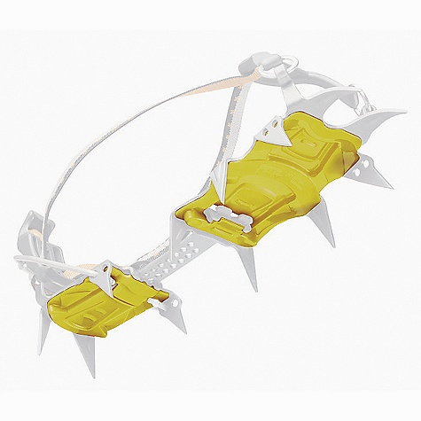 Climbing Petzl AntiSnow Crampon Plate - Blackice SPECIFICATIONS of the AntiSnow Crampon Plate - Blackice by Petzl Materials: rubber, nylon 3-year guarantee ALL CLIMBING SALES ARE FINAL. - $45.95