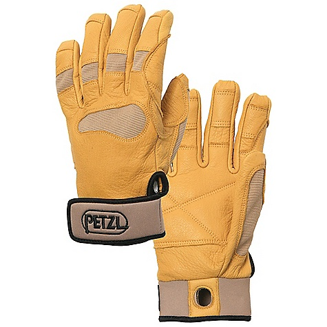 Climbing Free Shipping. Petzl Cordex Plus Gloves DECENT FEATURES of the Petzl Cordex Plus Gloves Natural, high-quality leather with reinforced palm Durable double layer of leather in high-wear areas (fingertips, palm, between thumb and index finger) Back is made of durable leather with abrasion-resistant stretch nylon at key flex areas Neoprene cuff with Velcro closure Carabiner hole to attach gloves to harness Available in different sizes The SPECS Case Quantity: 20 Certification(s): CE EN 420, CE EN 388, 4144 Material: Goat skin leather, stretch nylon The SPECS for Small Weight: 136 g The SPECS for Medium Weight: 140 g The SPECS for Large Weight: 146 g The SPECS for Extra Small Weight: 132 g The SPECS for Extra Large Weight: 152 g ALL CLIMBING SALES ARE FINAL. - $49.95