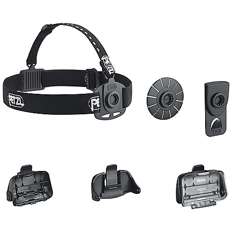 Petzl Tikka 2 Adapt Kit DECENT FEATURES of the Petzl Tikka 2 Adapt Kit The kit includes three connection plates, an elastic headband, a universal adhesive mount for att achment to a helmet or any hard surface, and a clip (for attachment to a belt, backpack shoulder strap, etc.) The SPECS Case Quantity: 40 Compatible with all TIKKA - ZIPKA and TIKKA 2 - ZIPKA 2 series headlamps - $20.95