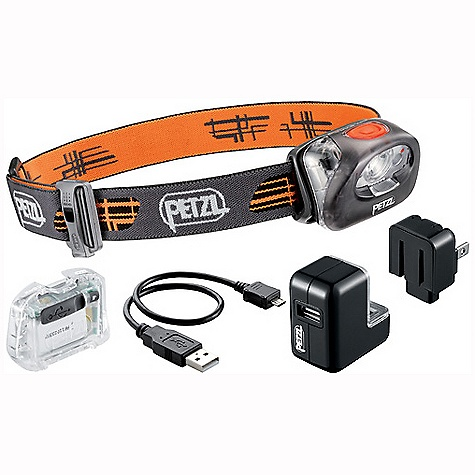 Camp and Hike On Sale. Free Shipping. Petzl Tikka XP 2 Core Headlamp The SPECS Sold with Lithium Ion Polymer CORE battery and wall charger with US adapter Compatible with AAA/LR03 batteries (alkaline, Lithium, Ni-MH and Ni-Cd) Degree of protection: IP X4 (water-resistant) Recharge Time: 3 hours Number of Charging Cycles: approximately 300 Weight: 83 g including CORE rechargeable battery Certification: CE Guarantee: 3 years (300 cycles for CORE battery) - $109.95