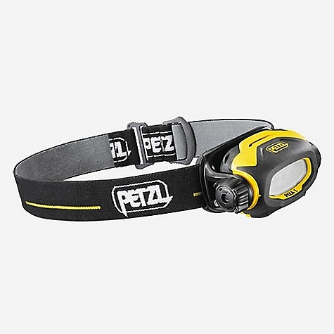 Camp and Hike Features of the Petzl Pixa 1 Headlamp Headlamp keeps the hands free for work Can be worn on the head with the headband, mounted on a helmet, or placed on the ground Mounting plate for helmets without headband (included) Lighting mode ideal for close-range work: wide, uniform beam, lights to 15 meters for 12 hours (25 lumens) Constant lighting, guaranteed lighting Performance that does not diminish during its entire Lifetime Reserve lighting when batteries Are almost discharged: lights to 5 meters for a minimum of 10 hours Easy to use, even when wearing gloves Rotating on/off selector dial Lamp body can be oriented to direct the light according to need (rotation up to 45Adeg) Fast and easy battery change Excellent resistance to falls (2 m), to impacts and to crushing (80 kg) Storage position protects the glass and keeps headlamp from being turned on accidentally Comfortable and adjustable headband, easily detached for washing Resistant to chemicals Burn time can be doubled by using Lithium Ion batteries or rechargeable Ni-MH batteries Includes PIXA headlamp and adjustable headband, helmet plate, 2 AA / LR6 batteries, and Technical information Petzl 3 year guarantee - $29.96