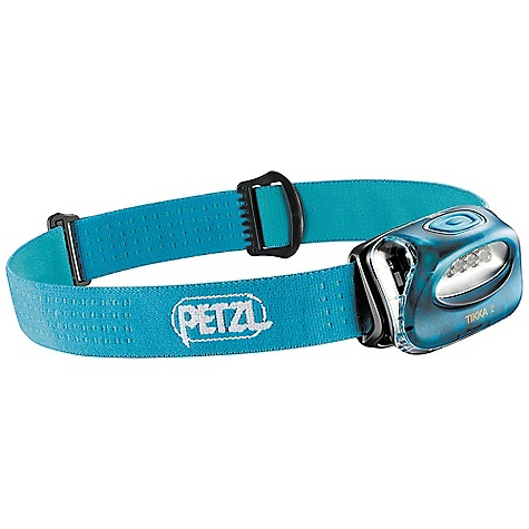 Camp and Hike Petzl Tikka 2 Headlamp DECENT FEATURES of the Petzl Tikka 2 Headlamp Offers great versatility with its three lighting modes (maximum, economic and strobe) which are accessed by a simple push-button switch The four LEDs deliver 40 lumens of light and provide enough light to see over a distance of 29 meters The economic mode optimizes battery life and therefore provides a long burn-time of up to 120 hours The SPECS Weight (with batteries): 81 g Beam pattern: wide Max. light quantity: 40 lumens Max. lighting distance: 29 m Max. battery life: 120 h Number of batteries: 3 Battery type (included): AAA/LR03 Battery compatibility: alkaline, lithium, rechargeableNi-MH, rechargeable Ni-Cd Watertightness: IP X4 (water resistant) Certification(s): CE - $29.95