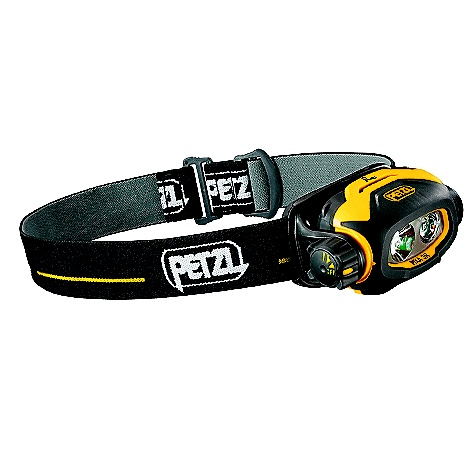 Camp and Hike Free Shipping. Petzl Pixa 3R Headlamp DECENT FEATURES of the Petzl Pixa 3R Headlamp Multi-beam headlamp adapted for close-range work, for moving around, and for long-range vision Close-range mode provides a wide uniform beam that lights to 15 meters for 12 hours (30 lumens) Movement adapted mode uses a mixed beam with focused component to light to 30 meters for 6 hours (40 lumens) Long-range mode uses a highly focused beam to light up to 55 meters for 3 hours (50 lumens) Reserve lighting when batteries are almost discharged lights to 15 meters for a minimum of 10 hours Waterproof to -1M for 30 minutes Mounting plate for helmets without headband is included - $139.95