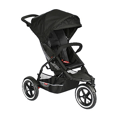 Entertainment Free Shipping. Phil & Ted's Explorer Buggy Single Stroller FEATURES of the Explorer Buggy Single Stroller by Phil and Ted's Proven off-road dependability in an all new package Globally safety certified One hand fast fold Folds with double kit on (front) Seat Performance System Contoured and ventilating One hand seat recline Fully adjustable: lie flat to upright Quick-adjust harness Interchangeable seat liner: Easy to wash and supreme comfort Large parcel tray and plastic footwell Cup holder ready Follow-the-sun sunhood with flip out visor Adjustable handle Removable bumper bar and wheels SPECIFICATIONS: Age: Newborn to 6 years Dimensions: Width: 62 cm / 24.4in., Folded (wheels off): 76.2 x 50.8 x 22.8 cm / 30 x 20 x 9in. 5 point safety harness Product Weight: 12 kg / 26 lbs Max Load: 20 kg / 44 lbs Wipe clean Safety Certified: EN1888: 2005 - Europe, ASTM F833-10 - USA, AS/NZS 2088; 2009 - Aus/NZ, SOR/85-379 OVERSIZE ITEM: We cannot ship this product by any expedited shipping method (3-Day, 2-Day or Next Day). Even if you pick that option, it will still go Ground Shipping. Sorry for being so mean. - $499.99