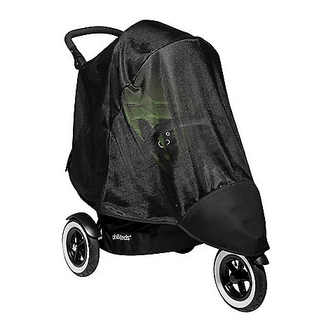 Entertainment Phil & Ted's DOT Sun Cover DECENT FEATURES of the Phil & Ted's DOT Sun Cover Compatible with Phil & Ted's Dot strollers when double kit is attached to the rear Tailored fit design allows for airflow and breathability Mesh screen keeps both bugs and 80%-100% of UV Rays out - $44.99
