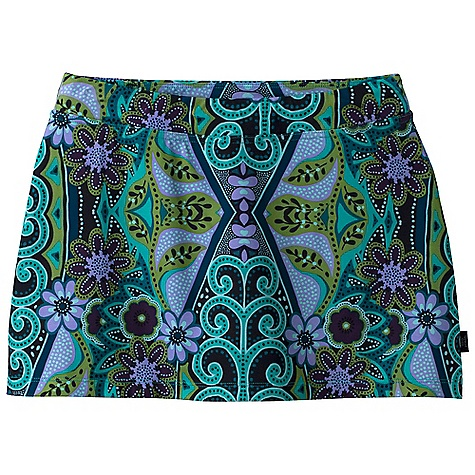 Free Shipping. Prana Women's Sugar Mini Skirt DECENT FEATURES of the Prana Women's Sugar Mini Skirt Veeda fabrication Built-in short for versatility Low profile, streamlined waistband Lined gusset for added comfort Inseam: interior short: 2.5in. / 6.6 cm, skirt outseam: 13.5in. / 34.2 cm Standard Fit Standard Rise - $54.95