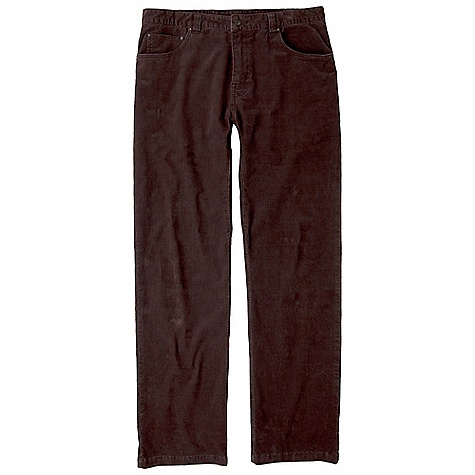 Free Shipping. Prana Men's Saxi Pant DECENT FEATURES of the Prana Men's Saxi Pant Stretch pinwale corduroy 5-pocket styling The SPECS Fabric: 98 Cotton / 2 Spandex - $74.95