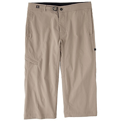 Climbing On Sale. Free Shipping. Prana Men's Nemesis Knicker DECENT FEATURES of the Prana Men's Nemesis Knicker Prana's most technical and rugged climbing knicker Stretch nylon fabrication Streamlined adjustable waistband system Angled side seam with zip side pockets Inseam gusset Climbing brush holder Inseam: 20in. / 50.8 cm Standard Fit - $44.99