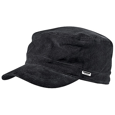 On Sale. Prana Cord Cadet Hat DECENT FEATURES of the Prana Cord Cadet Hat Cadet style Corduroy fabrication Interior sherpa lining Prana trim detail Standard Fit The SPECS Fabric: 100 Cotton - $22.99