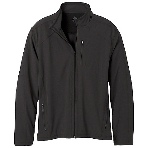 Free Shipping. Prana Men's Flex Jacket DECENT FEATURES of the Prana Men's Flex Jacket Multi-sport jacket Lightweight stretch recycled polyester shell DWR finish Pop contrast zipper detail Standard fit The SPECS 87 Recycled Polyester / 13 Spandex - $109.95