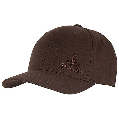 Prana Signature Cap DECENT FEATURES of the Prana Signature Cap Ballcap style Stone washed Tonal logo embroidery detail Standard Fit The SPECS Fabric: 98 Organic Cotton / 2 Spandex - $25.95