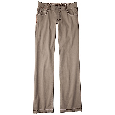 Free Shipping. Prana Women's Bedford Canyon Pant DECENT FEATURES of the Prana Women's Bedford Canyon Pant Stretch bed ford cord with micro sanded finish 5-pocket pant with rivets Contrast stitching Printed inside waistband Size 4 = 32in. (81.3cm) inseam Standard Fit The SPECS Fabric: 98 Cotton / 2 Spandex Weight: 7.7 oz - $74.95