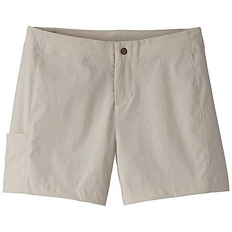 On Sale. Prana Women's Bliss Short DECENT FEATURES of the Prana Women's Bliss Short Stretch woven fabrication Active, outdoor short Front patch pockets Drawcord waistband with rivet and grommet detailing UPF rating of 40+ Inseam: 4in. / 10.2 cm Relaxed fit - $23.99